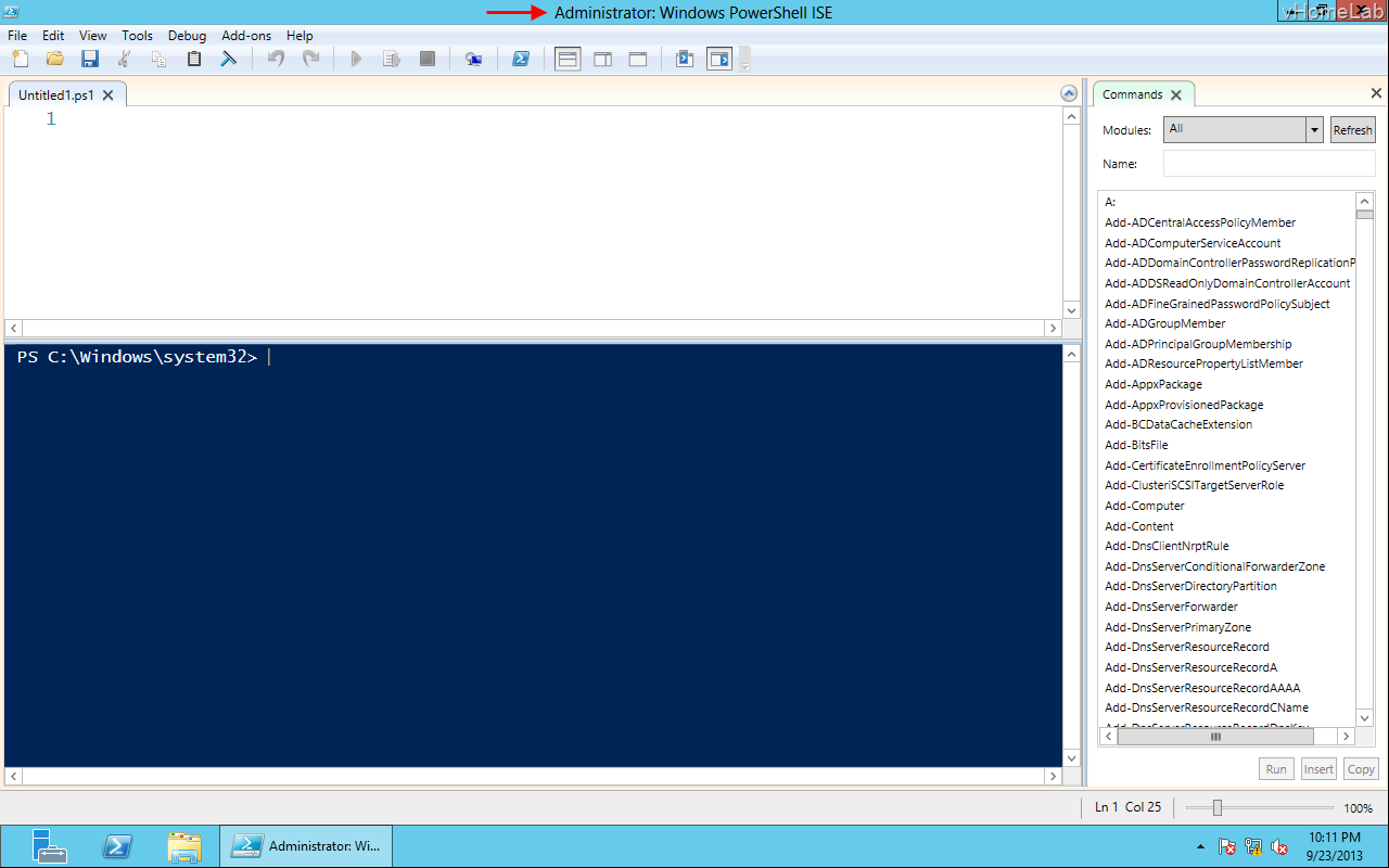 Export Active Directory User details to Excel using